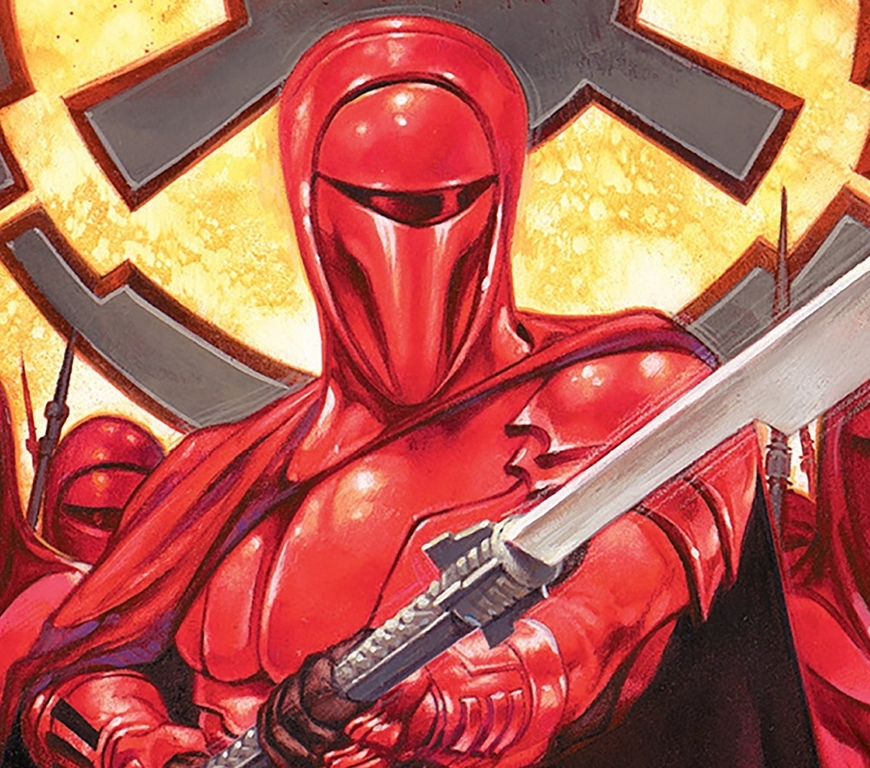 The Crimson Empire / Karmazynowe Imperium