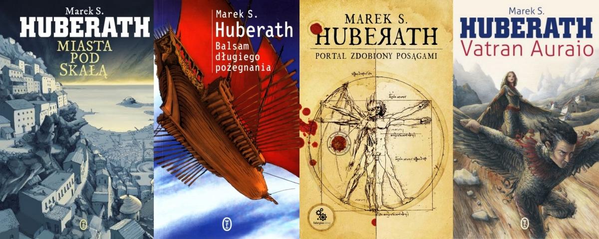 Marek S. Huberath: thánatos i éschatos (część 2 z 2)