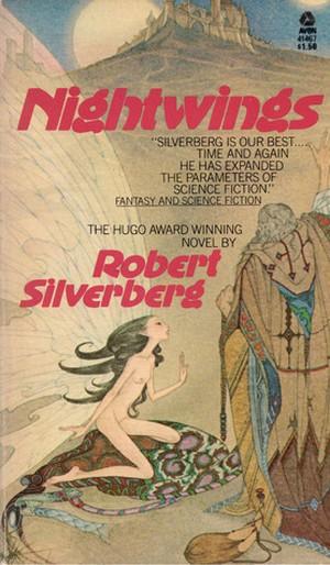 """Robert Silverberg """"Skrzydła nocy"""""""